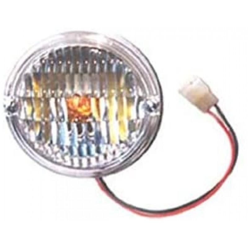 Vehicle turn-signal light bulbs Omix-Ada 12405.06 Combination Park/Turn Signal Light Assembly