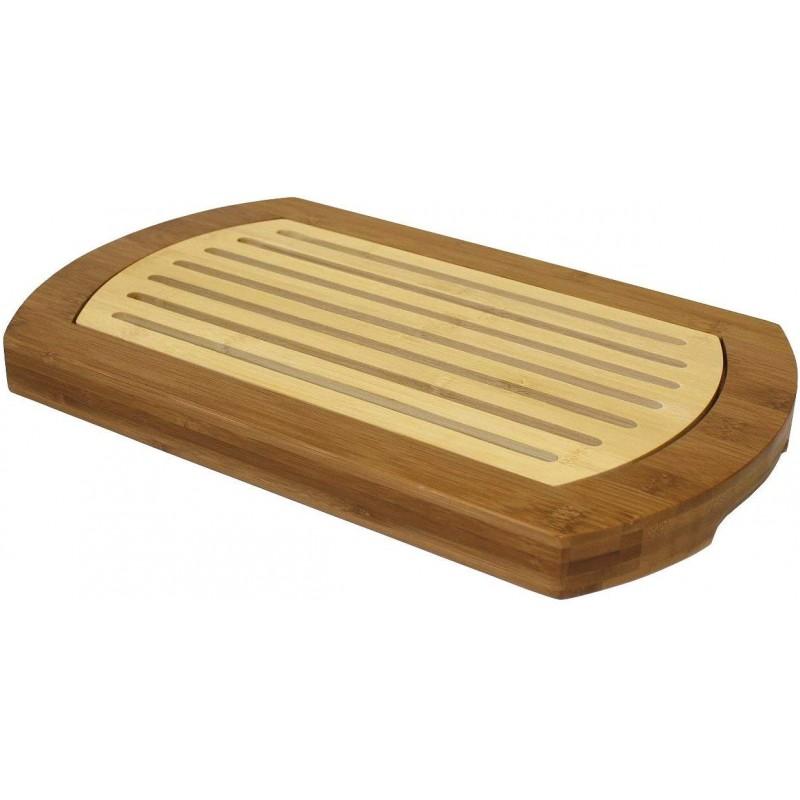 Crumb trays  Multi-Purpose Two-Tone Bamboo Bread C...
