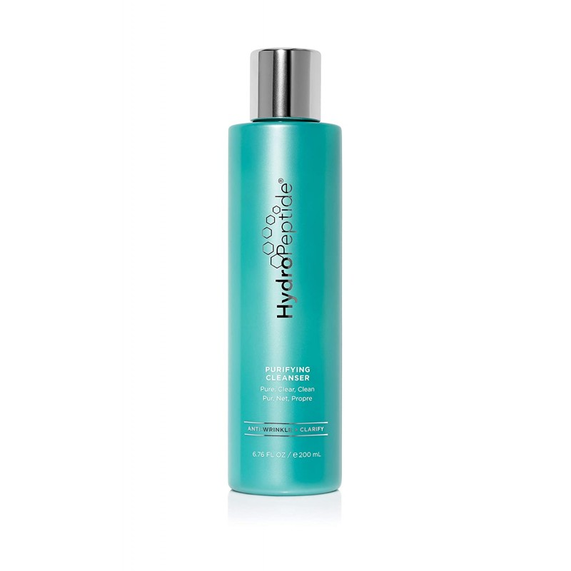 HydroPeptide Purifying Cleanser, Anti Wrinkle &...