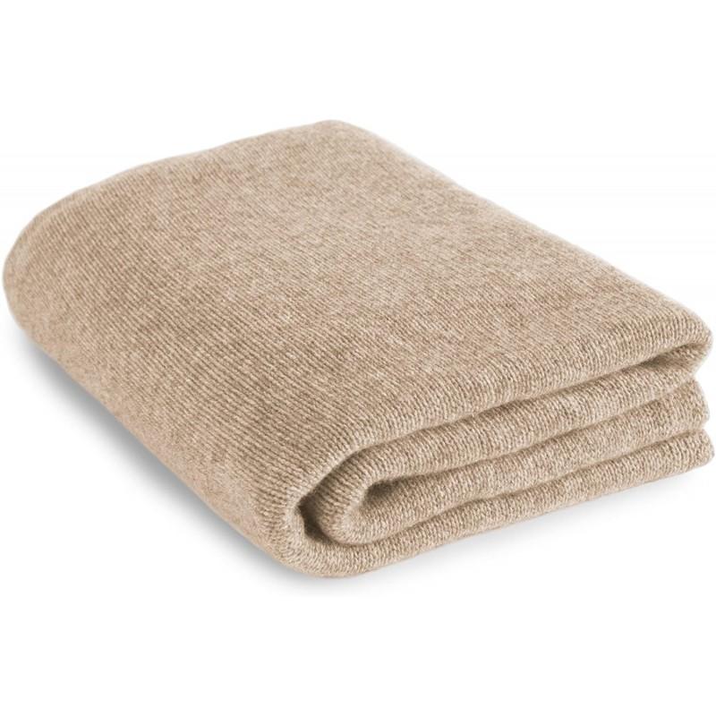 Cashmere fabric Luxurious 100% Cashmere Travel Wra...