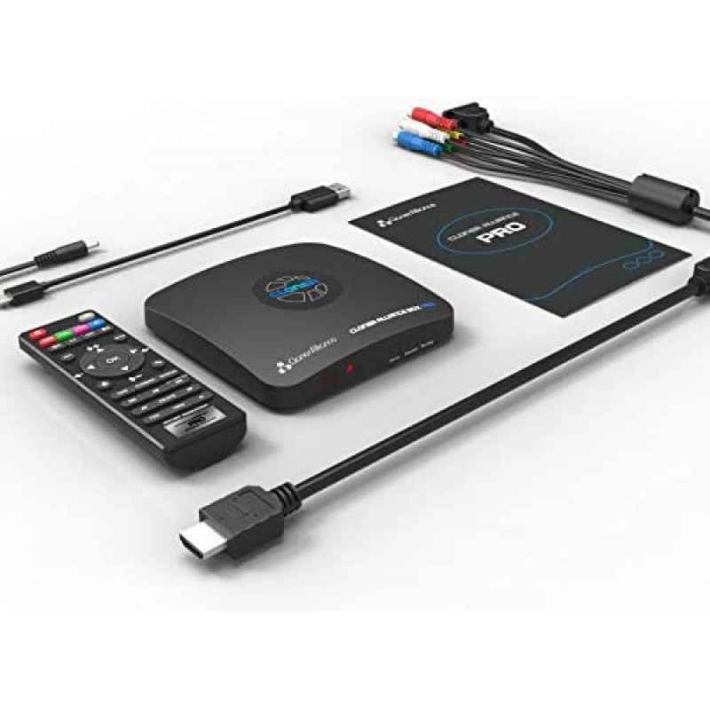 DVD recorders  Capture 1080p HDMI Videos/Games and Play Back Instantly with The Remote Control, Schedule Recording, HDMI/VGA/AV/YPbPr Input. No PC Required.