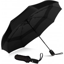 Umbrellas Double Vented Windproof Automatic Travel...