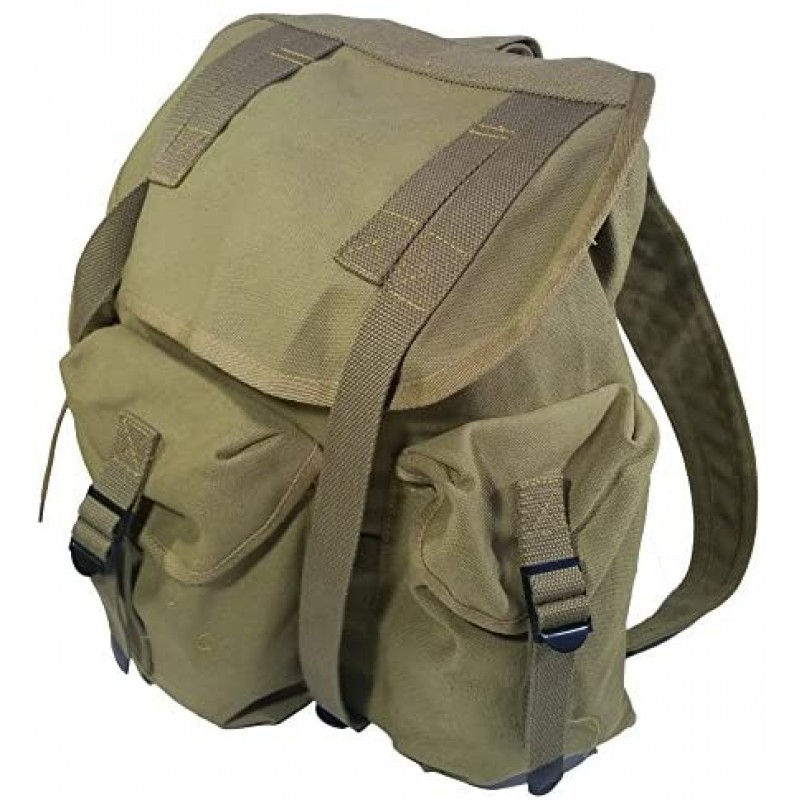 Haversacks WW2 WWII US Military M14 Haversack Field Bag Backpack Canvas