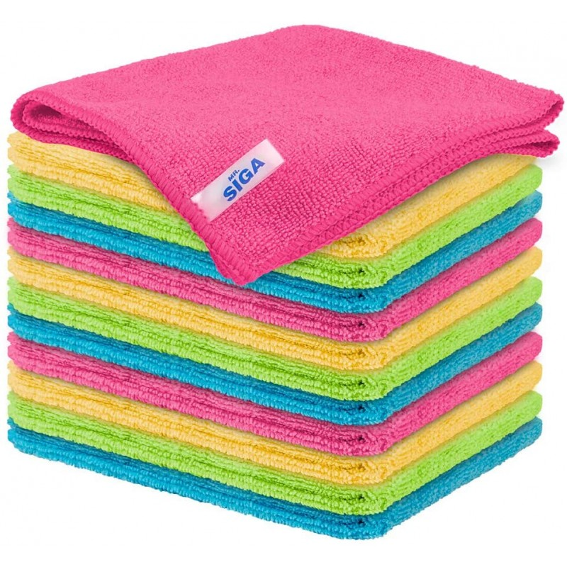 Cleaning cloth  Microfiber Cleaning Cloth,Pack of ...