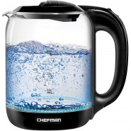 Chefman No. 1 Kettle in U.S. Fast Heating Hot Wate...