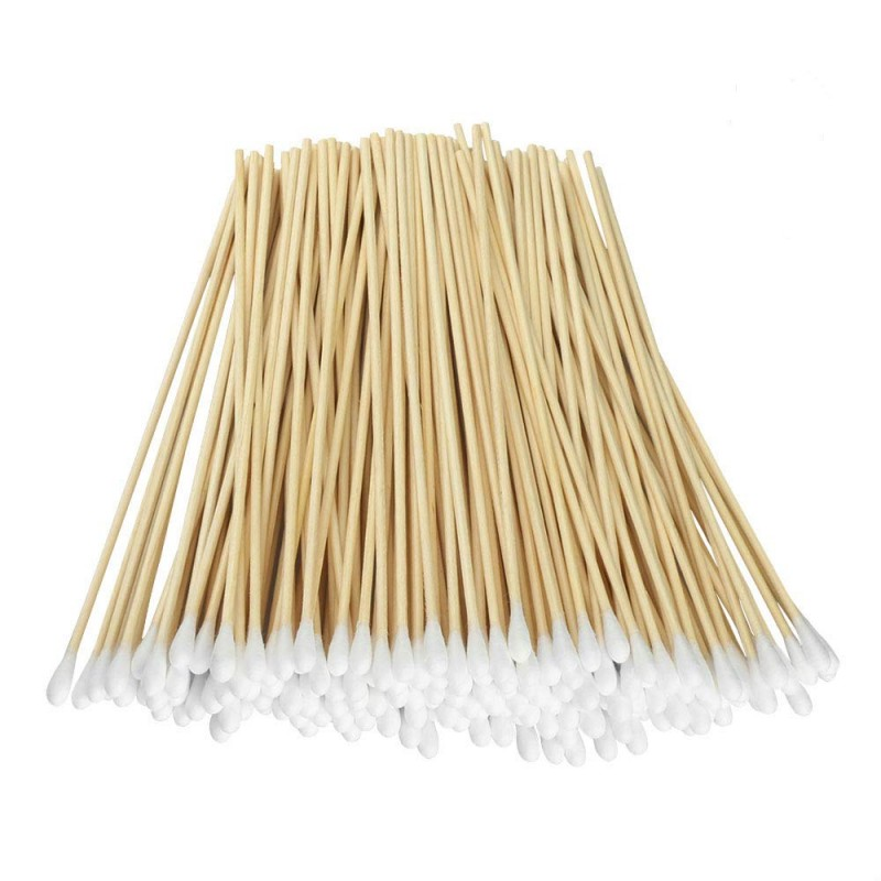 Cotton buds for cosmetic purposes 200 Pcs Count 6&...
