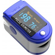 Pulse Oximeter Fingertip, Blood Oxygen Saturation ...