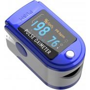 Pulse Oximeter Fingertip, Blood Oxygen Saturation ...