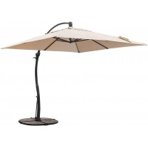 Courtyard umbrella 10ft Classic Offset Patio Umbre...