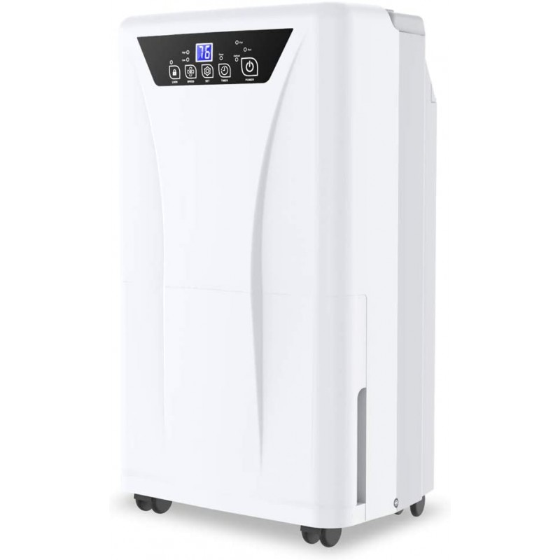 Dehumidifiers 2500 Sq. Ft Dehumidifier for Home an...