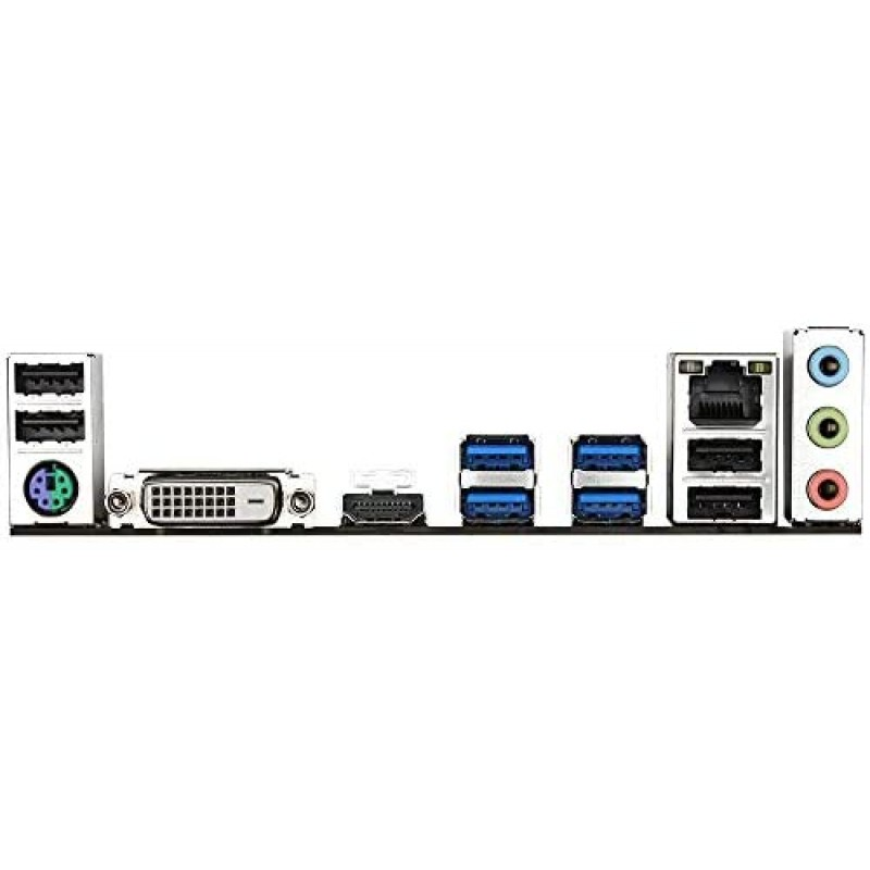 Motherboards B450M DS3H V2 (AMD Ryzen AM4/Micro ATX/M.2/HMDI/DVI/USB 3.1/DDR4/Motherboard)