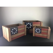 Crates [wooden boxes] Designs Rustic Wood Nesting ...