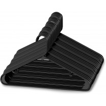 hangers Plastic Hangers Clothing Hangers Ideal for...