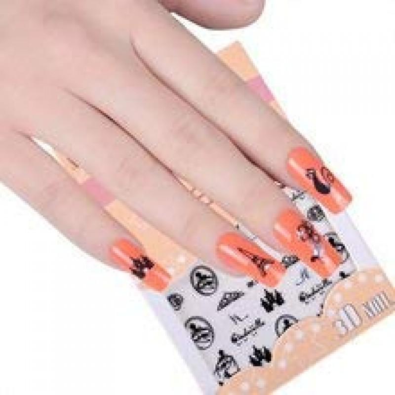false nails  Coffin Fake Nails Natural False Nail Tips Arcylic French Ballerina Nails Half Cover Artificial Nails DIY Nail Art 504 Pcs 12 Sizes