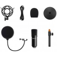 microphones USB Streaming Podcast PC Microphone,Pr...