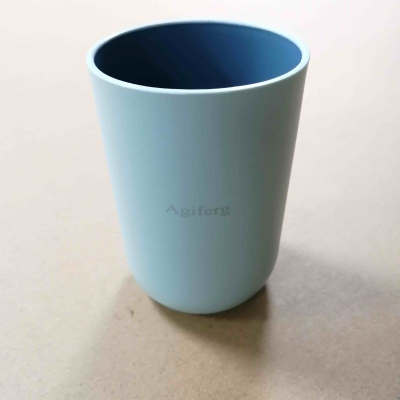 Agiferg Perfect everyday drinking cup sky blue