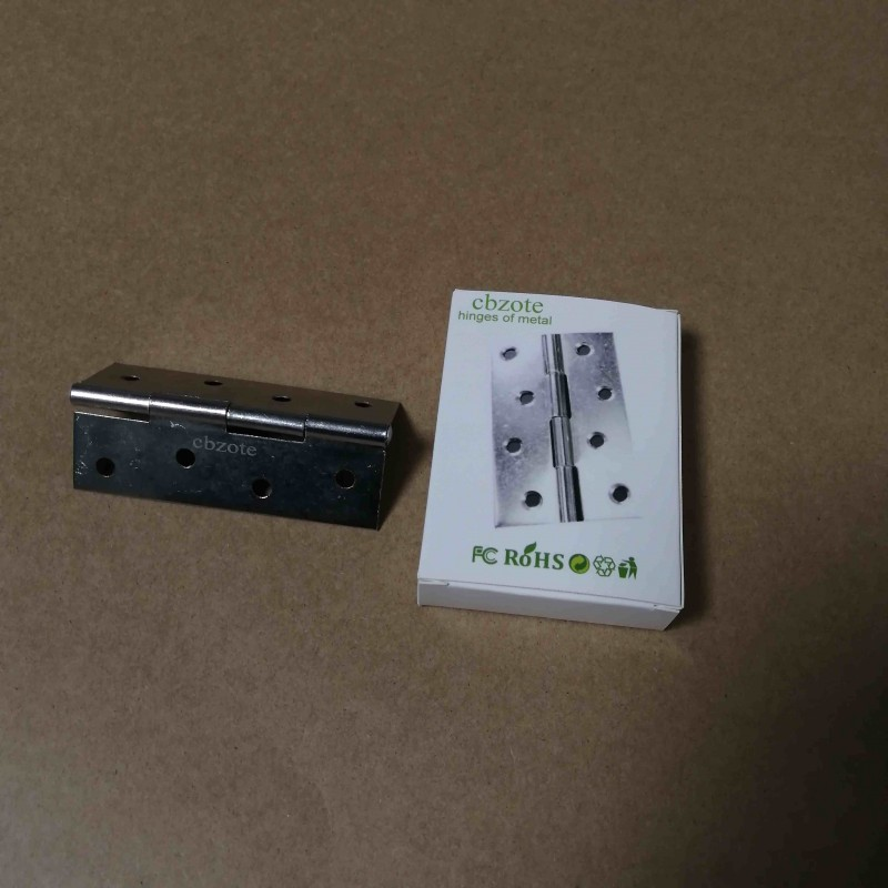 cbzote hinges of metal 10Pcs 2.6 inch Long Cabinet...