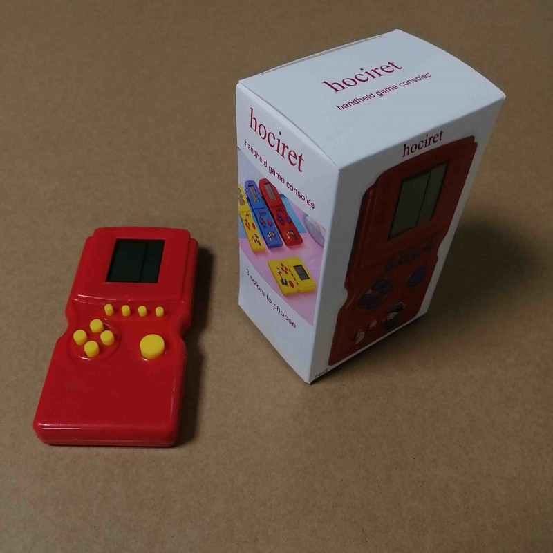 hociret  handheld game consoles Red Present for Ki...