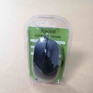 Apceat Corded Mouse – Wired USB Mouse For Comput...