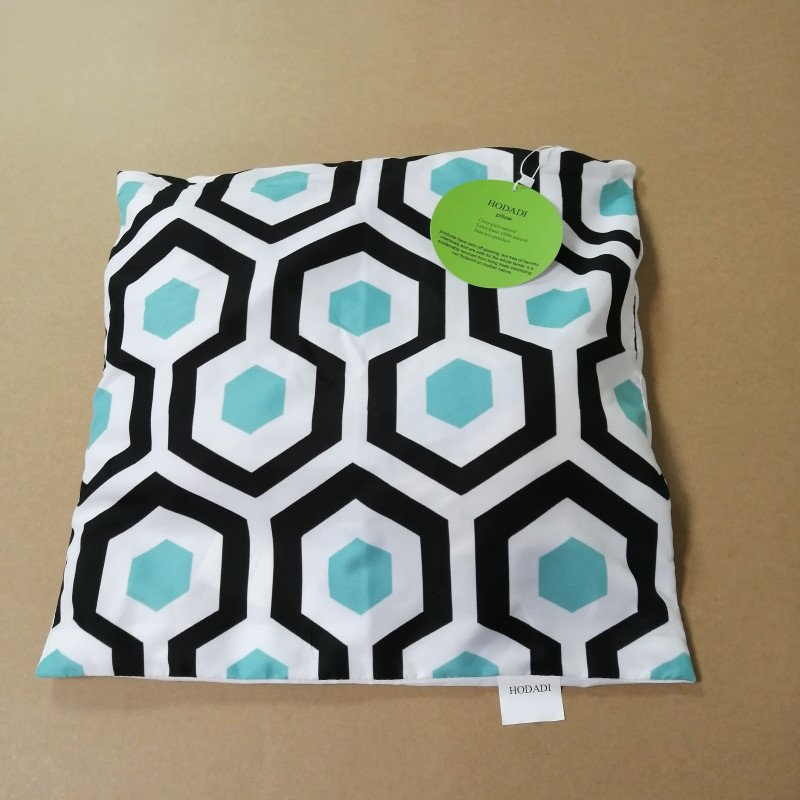 HODADI  Square pillow Geometry