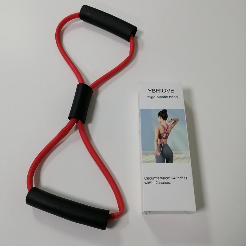 YBRIOVE  Yoga Ring Circle Pilates Ring, Yoga Fitne...