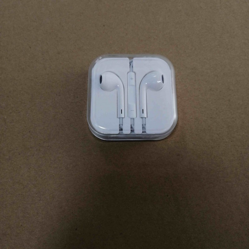 Ailezt    ear phones Universal headset white Exquisite packaging protection box