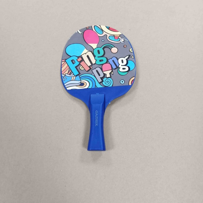 GAZHEK Table Tennis Racket Ping Pong Paddle Kids T...