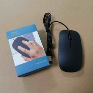 eileial Corded Mouse – Wired USB Mouse For Compu...