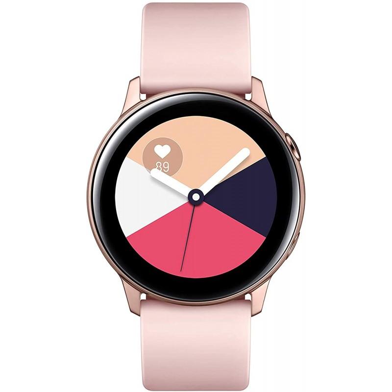 Samsung Galaxy Watch Active (40MM, GPS, Bluetooth)...
