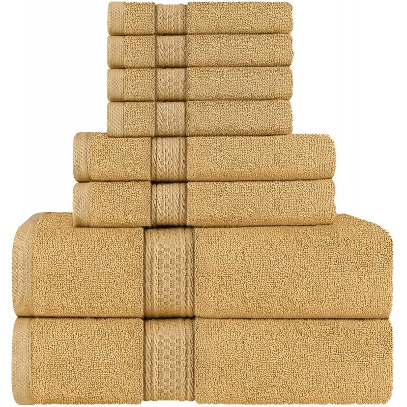 Utopia Towels Towel Set, 2 Bath Towels, 2 Hand Tow...