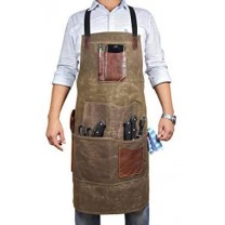 One Size Fits Utility Apron | Adjustable Cross-Bac...