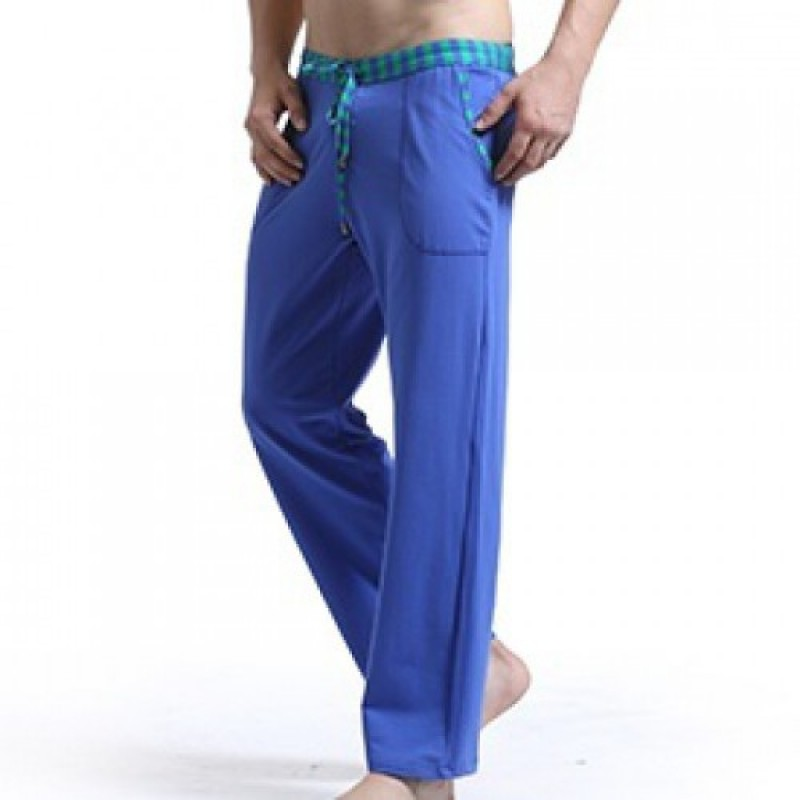 #1017CKU Blue mens joggers mens pantalon homme per...
